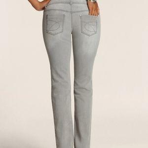 Chicos slim leg jeans